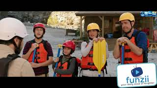 Vacation - Water Rafting Guide