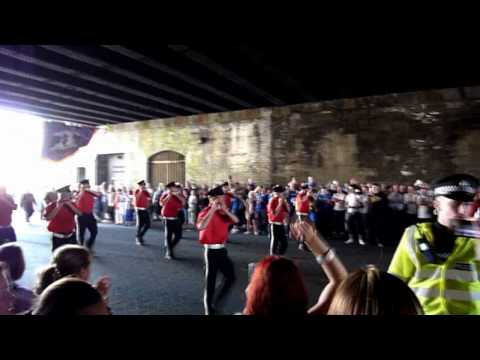 Under The Bridge - July 2010 Video