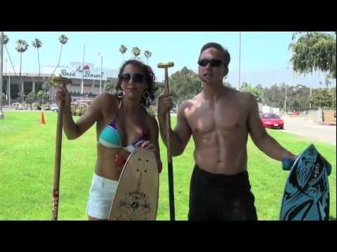 Kahuna Longboard and Big Stick Review