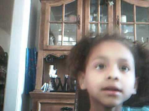 LITTLE GIRL SINGING ADELE. respectisearned1's webcam video October 2, ...