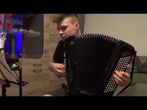 Katiuisza-akordeon BB