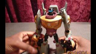 TF Critic Review- Animated Grimlock