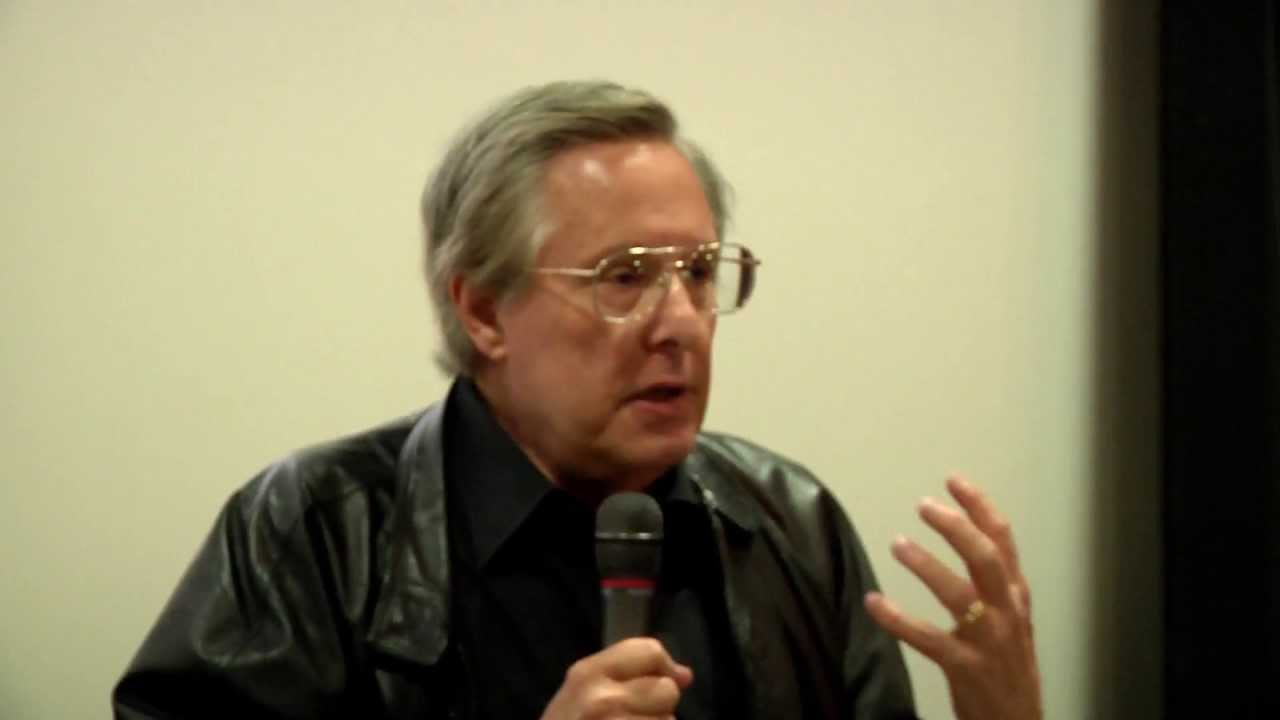 William Friedkin, director of THE EXORCIST at the 2013 Dallas International Film Festival.