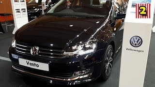 Volkswagen Vento 2019 Malaysia With 1.2 TSI Engine | VW Malaysia Vento