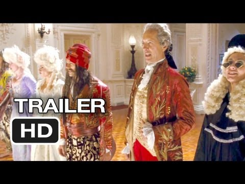 1st Night US Release TRAILER 1 (2013) - Sarah Brightman, Richard E. Grant Movie HD
