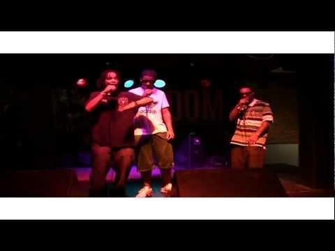 Lil' Mike ft. Big Chips & Big Mark- Natural Born Hustler [2012] Performance Edition