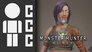 Monster Hunter World Character Creator Critique - It Has Cats