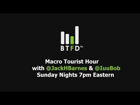 BTFDtv Macro Tourist Hour 10/13/13 with Josh Brown