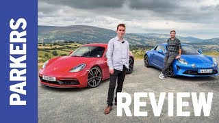 NEW Alpine A110 vs Porsche 718 Cayman | Which is better?