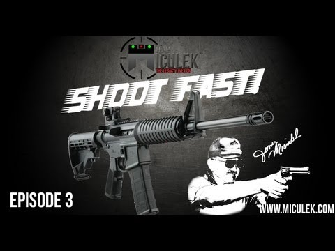 S&W M&P15 (AR-15) review with Jerry Miculek