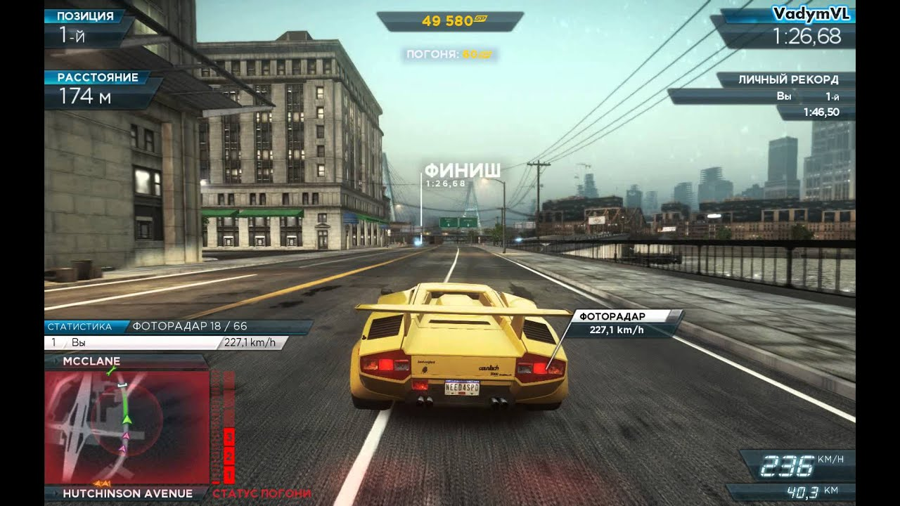 need for speed most wanted 2 2012 pc gameplay testdrive lamborghini countach by vl youtube. Black Bedroom Furniture Sets. Home Design Ideas