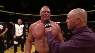 Download UFC 200: Brock Lesnar - Octagon Interview 3Gp Mp4