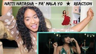 Natti Natasha Pa 39 Mala Yo Official Music Audio Reaction