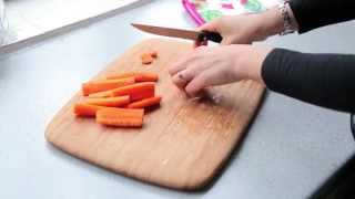 How to Prepare Finger-Sized Food for Your Baby (Baby-Led Weaning)