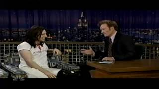 Andrew W.K. on Conan O'Brien 2007