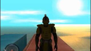 GTA SA MK9 - Classic Cyrax and Sektor Skins + DOWNLOAD