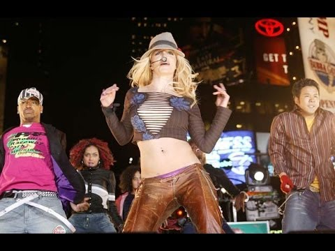 Britney Spears - (trl) Performance 2003 - Live On Times Square [hd 1080p] video