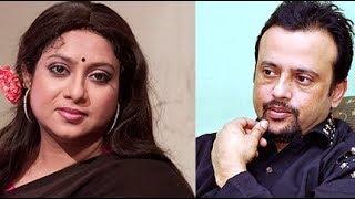 রিয়াজকে নিয়ে এ কী বল্লেন শাবনূর ! Bangla Hit Showbiz News