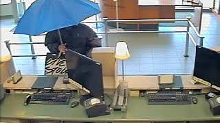 Can you help locate the Umbrella Bandit?