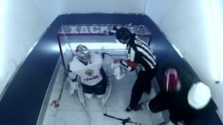 Хоккей в фуре - теперь я видел всё.