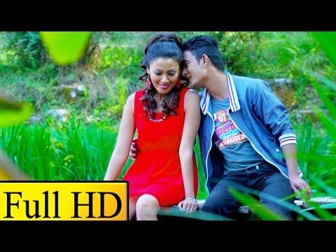 Ma Kshitiz Bhaye Timi Baadal(म क्षितिज भए तिमी बादल) - Cycle - Nepali Movie video