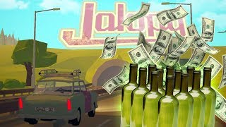Jalopy - Getting Rich Smuggling Wine - The Grand Journey - Jalopy Gameplay Part 2