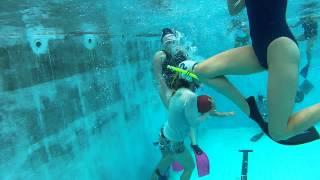 Australian Women's Underwater Rugby (1)
