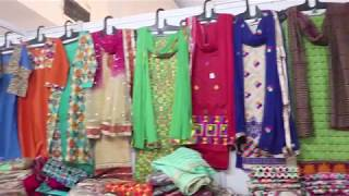 Different Types Of Patiyala Dresses | National Expo Exhibition | Vasudha TV