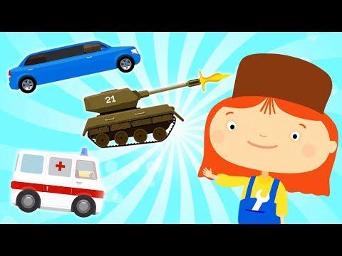 Car Cartoon All Episodes 🚗 Doctor Mac Wheelie Cartoon Collection 🚗  Kids Cartoon Episode #5