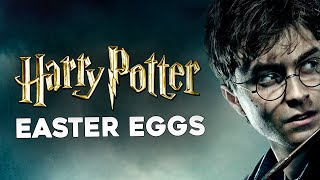 Movie Easter Eggs - Harry Potter // Ep.7