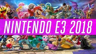 Nintendo E3 2018 press conference in 5 minutes