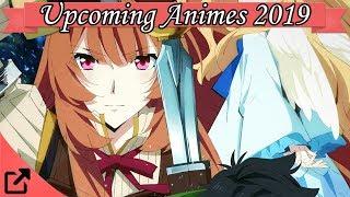 Top 10 Upcoming Animes 2019 (TV Series)