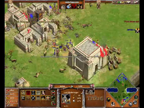 Age of Mythology - The Titans Expansion