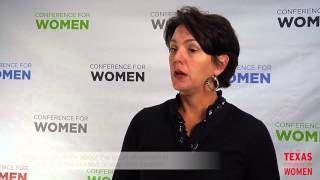 Laura Huffman - Texas Conference for Women 2013