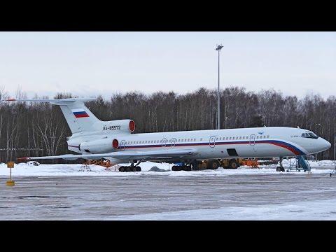 ПОДРОБНОСТИ! Разбился Ту-154 Минобороны России с артистами ансамбля Александрова