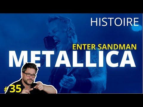 L'histoire de ENTER SANDMAN de METALLICA - UCLA