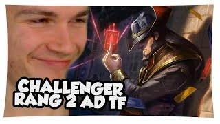 CHALLENGER Rang 2 mit AD TF! - Replay Analyse