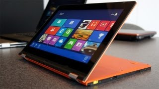 CES 2013_ Hands-On with the Lenovo Yoga 11 Laptop and Helix Hybrid Tablet