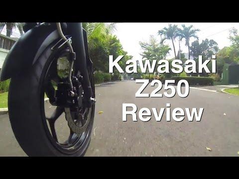 Kawasaki Z250 Review Indonesia
