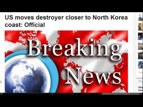 GGN: US Destroyer Moved Closer to NK, China Conducts Live Fire Drills, Russia Warns West on Wargames
