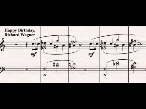 Happy Birthday Wagner Style