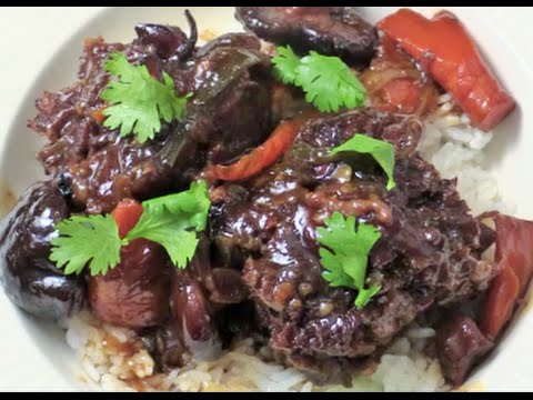 Chinese Braised Oxtail - Family meal