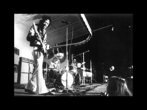 Jimi Hendrix - Little Wing live in Stockholm 1968