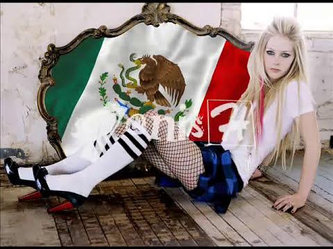 Girlfriend 8 Languages-Avril Lavigne