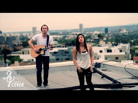 Payphone - Maroon 5 Ft Wiz Khalifa (Alex G Acoustic Cover ft Jameson Bass) Official Cover Video