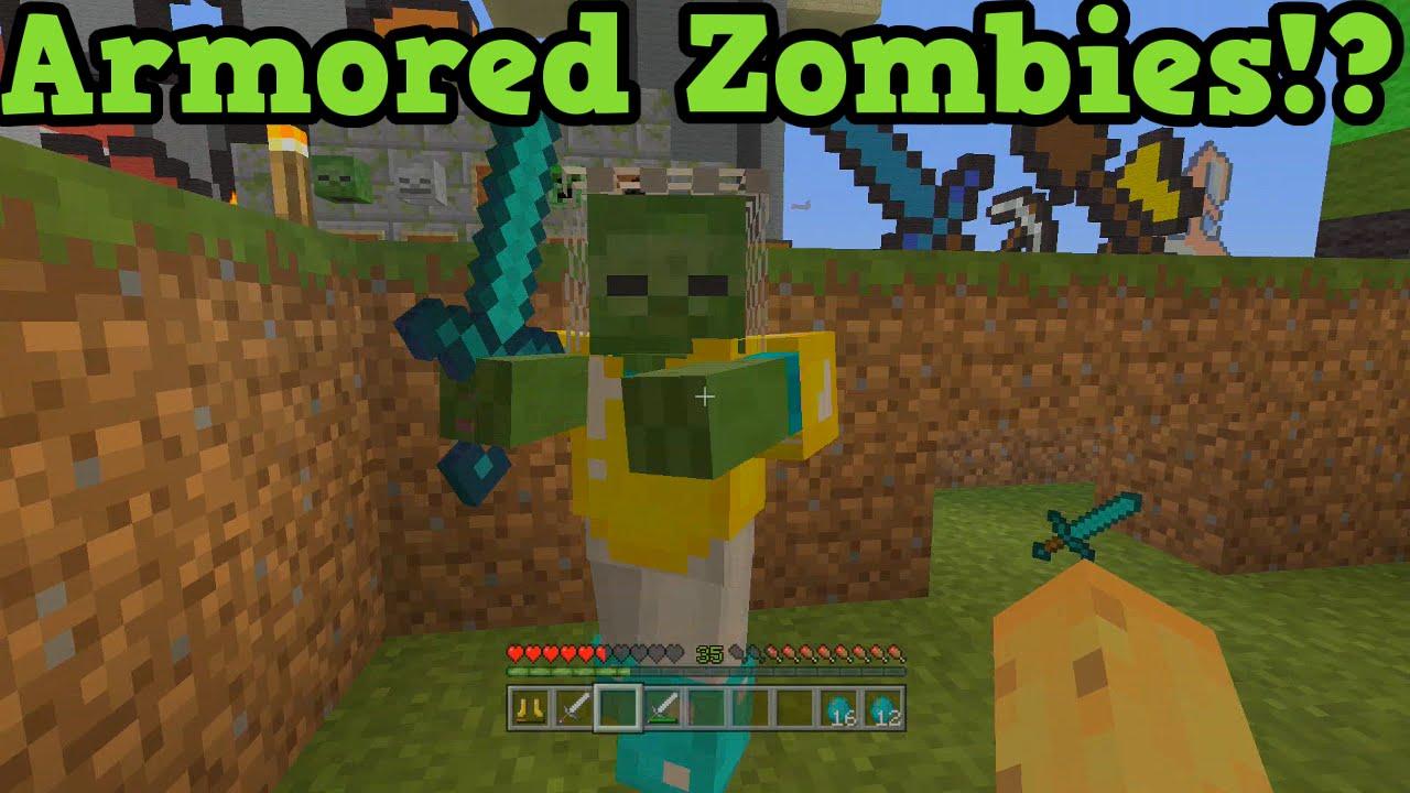 Minecraft Xbox Ps3 Zombies