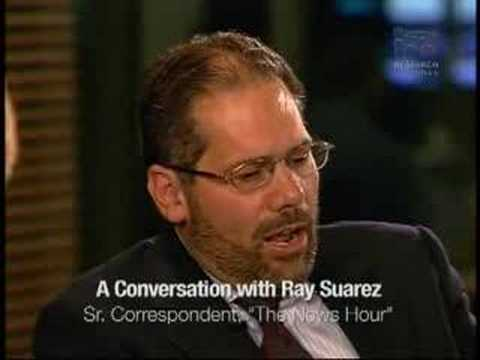 A Conversation with Ray Suarez