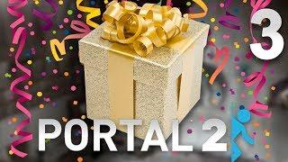 Surpriiiiise #3 Let's Play Portal 2 (Gameplay FR)