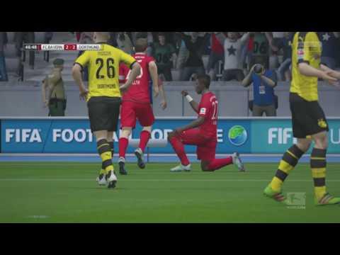FIFA 16 Prognose | Das Finale: FC Bayern München - Borussia Dortmund