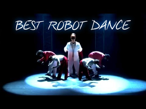 BEST ROBOT DANCE EVER | U-MIN